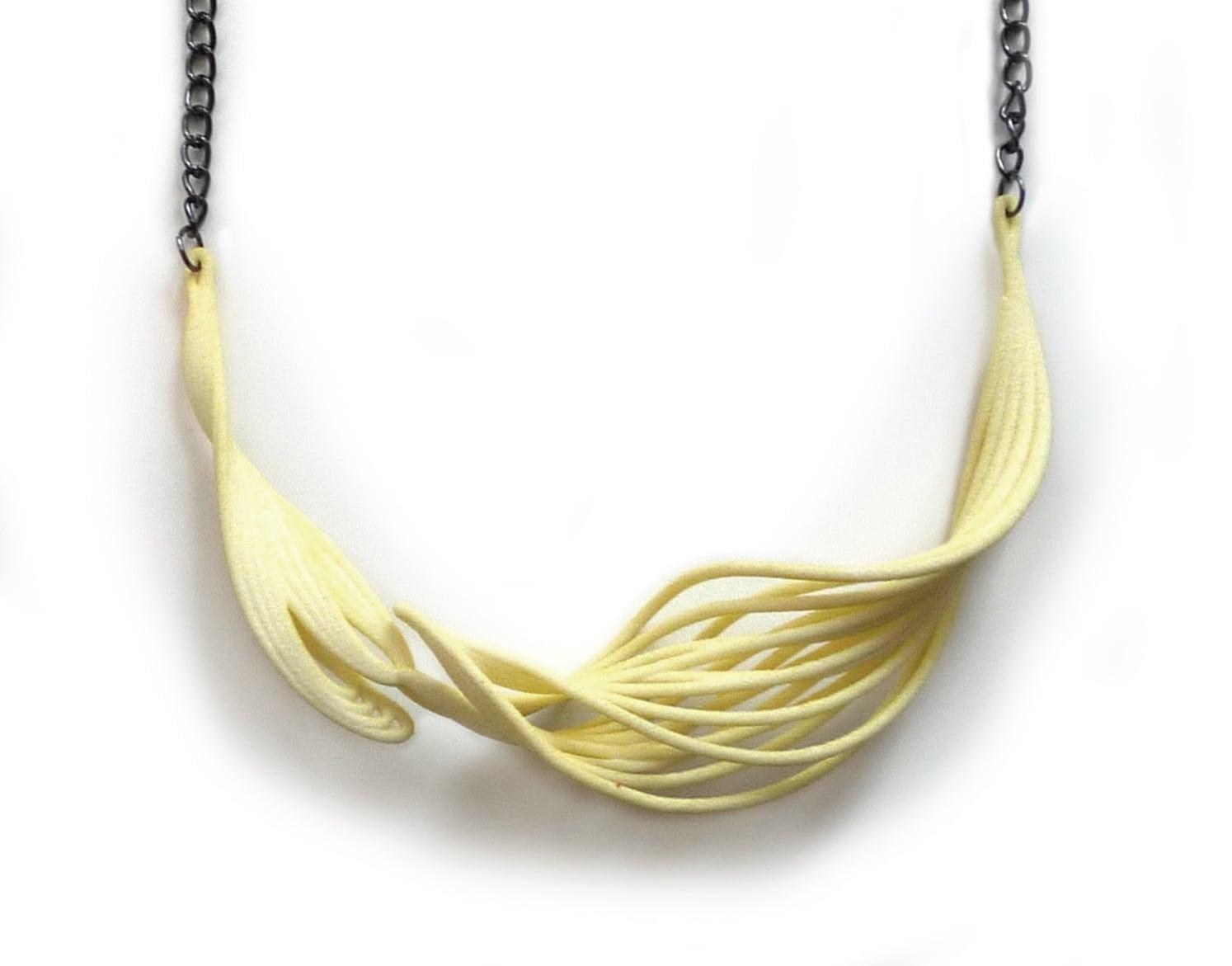Ryb Necklace   8100: In Nylon $18