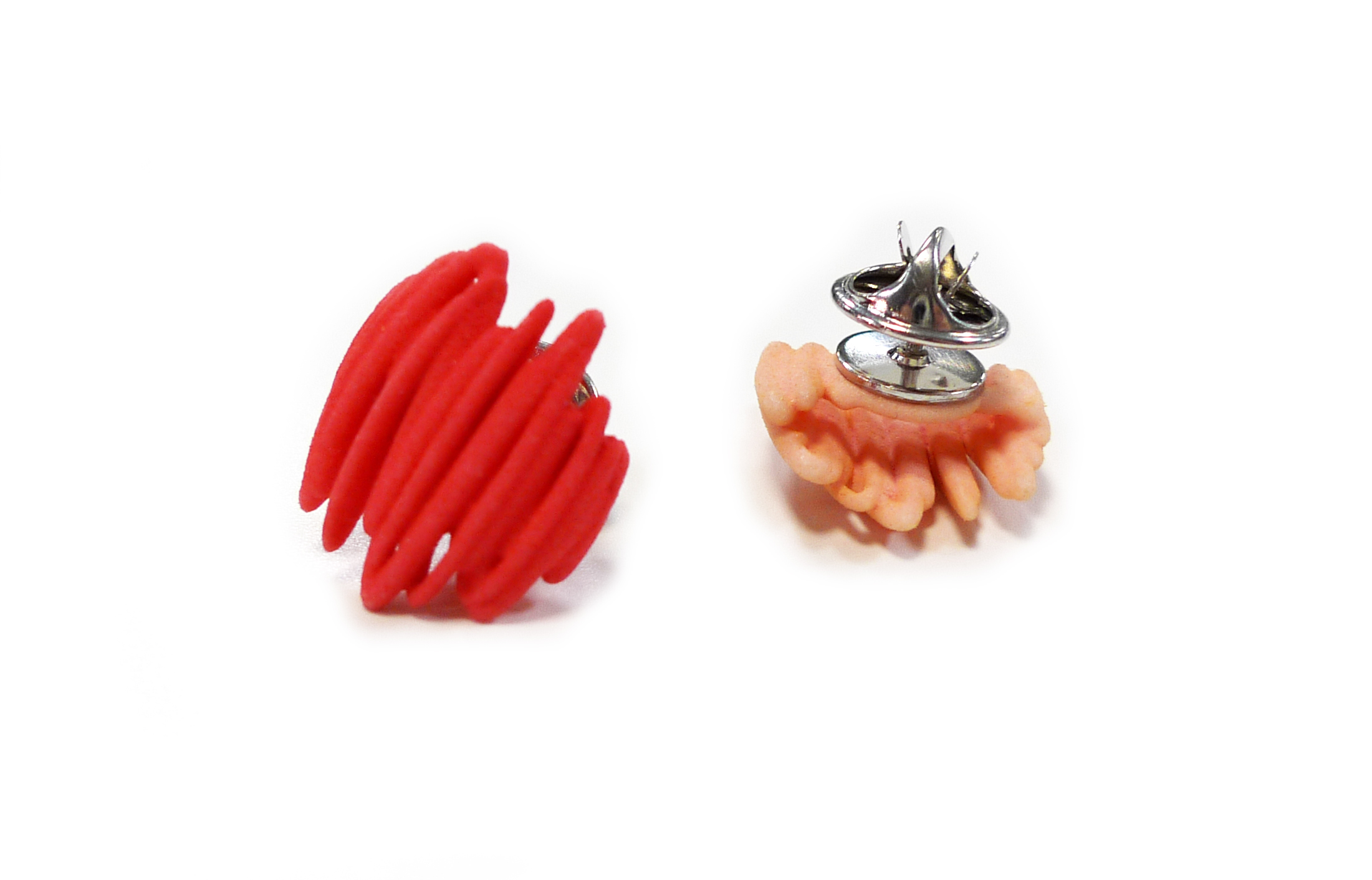 Vort (Bubbled) Pins   5900: In Nylon $5
