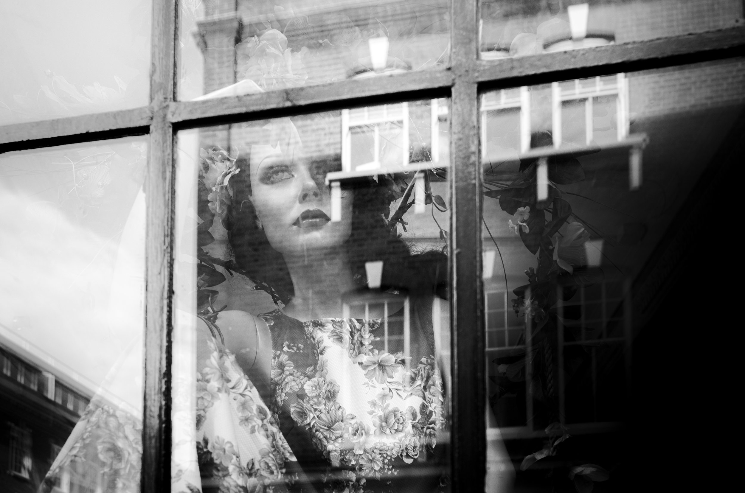 Marie Laigneau - London-based street photographer