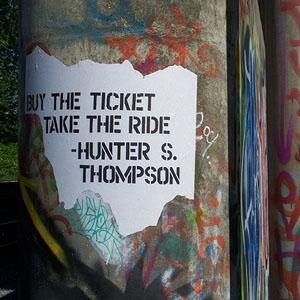 Street Art Quote