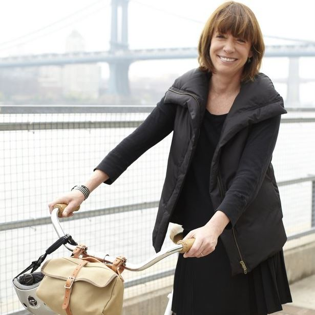 Janette Sadik-Kahn by Tanya Snyder courtesy of DCStreetsblog