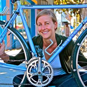 Amelia Conlen the Director of People Powered of Santa Cruz County.