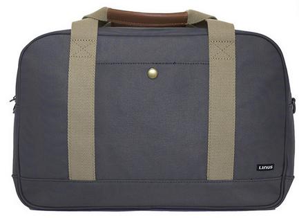 """Harrison"" Briefcase by Linus Bikes"