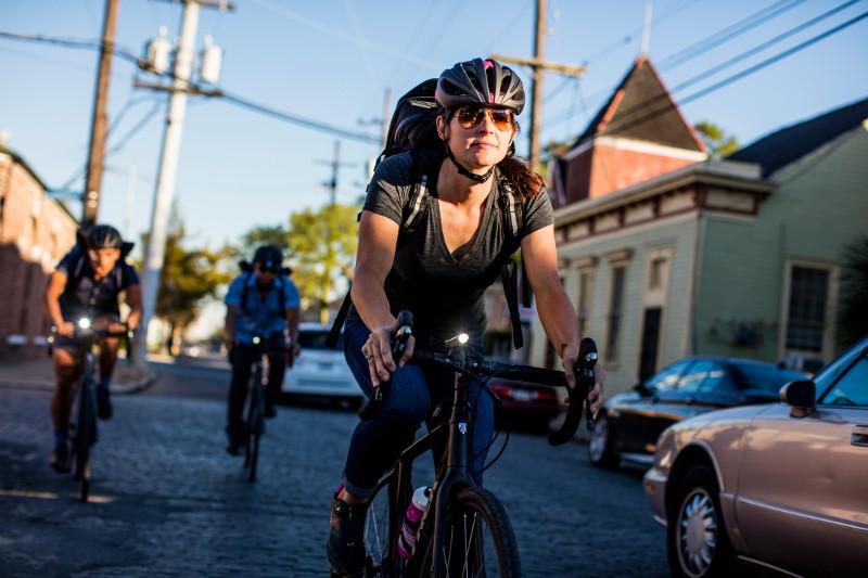 CrossRip, Trek's weekday commuter and weekend adventure bike, is completely revamped for 2017. Photo: Nate Mahon