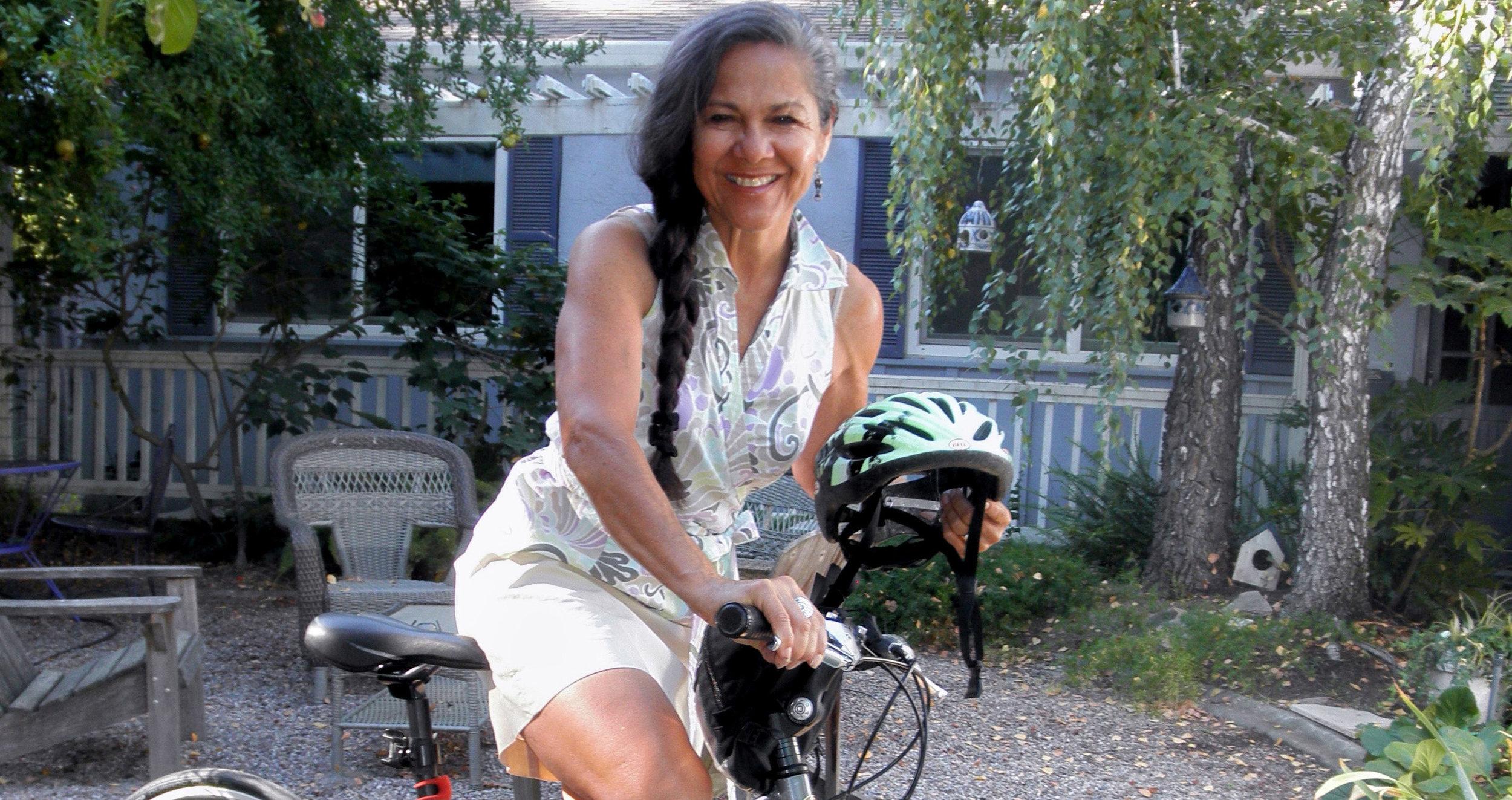 Maria Contreras Tebbutt & The Bike Campaign