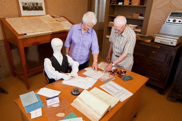 The Tax Office — The Albert County Museum & RB Bennett Centre