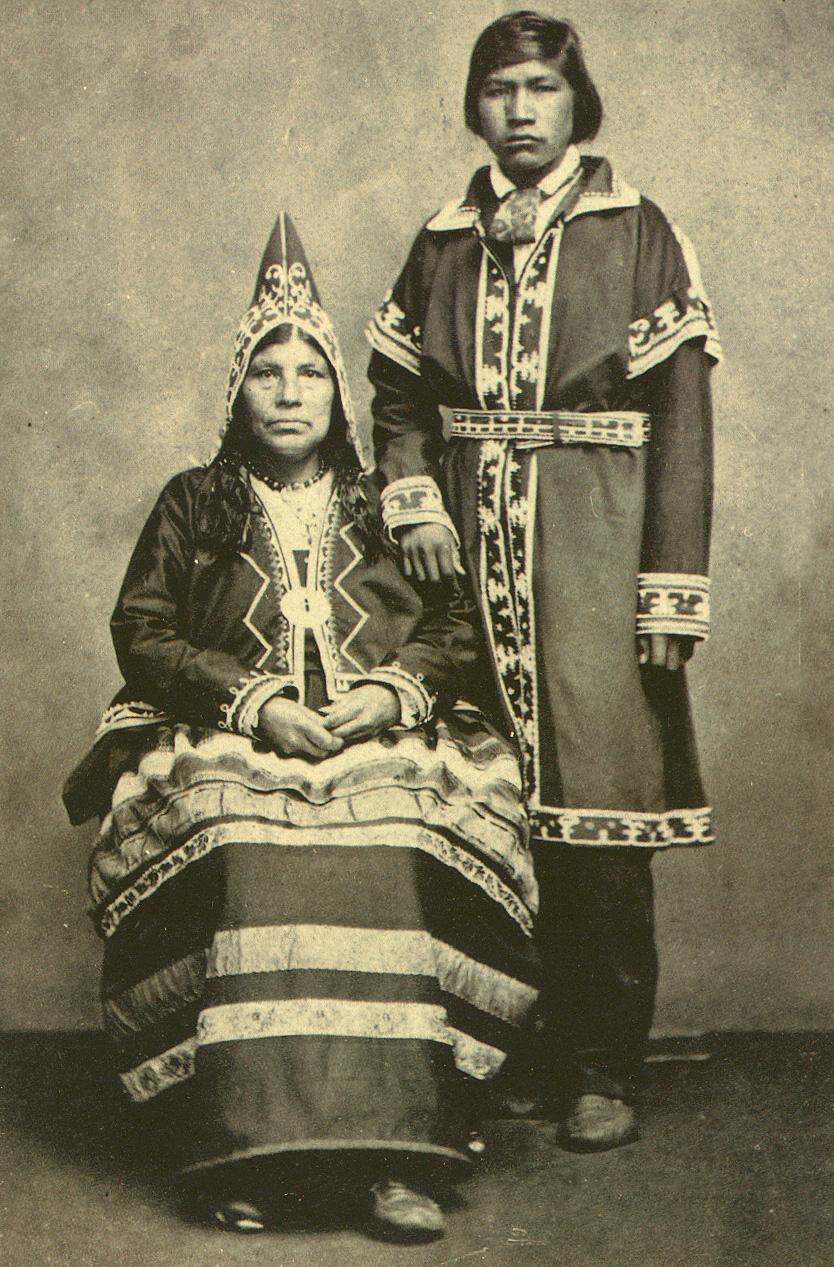 National Anthropological Archives, Smithonian Institution, Washington  Date of Photo 1865
