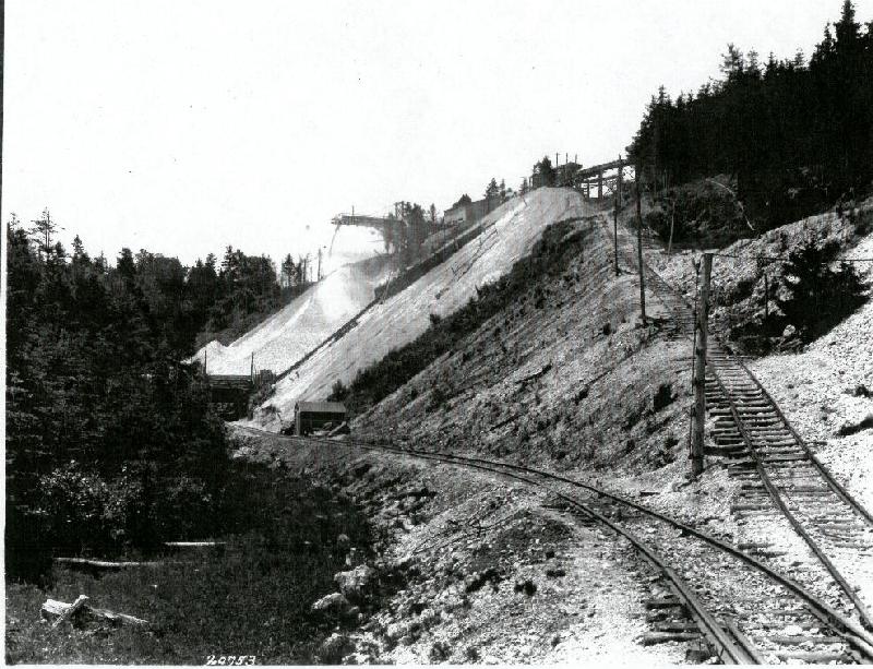 King or Blight Quarry.   1910   Surrey, New Brunswick, Canada