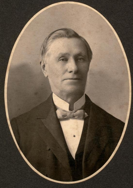 Abner Reid McClelan, he was appointed as Lieutenant Governor of New Brunswick in 1896. 1925