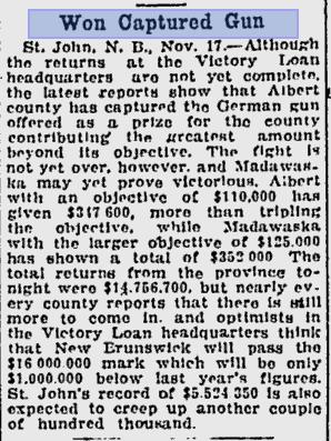 Montreal Gazette Nov 18 1919.PNG