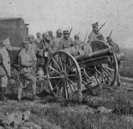 77mm Cannon info — Albert County Museum & RB Bennett Centre