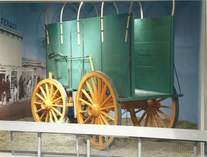 Where have the Wheels Gone? — The Albert County Museum & RB