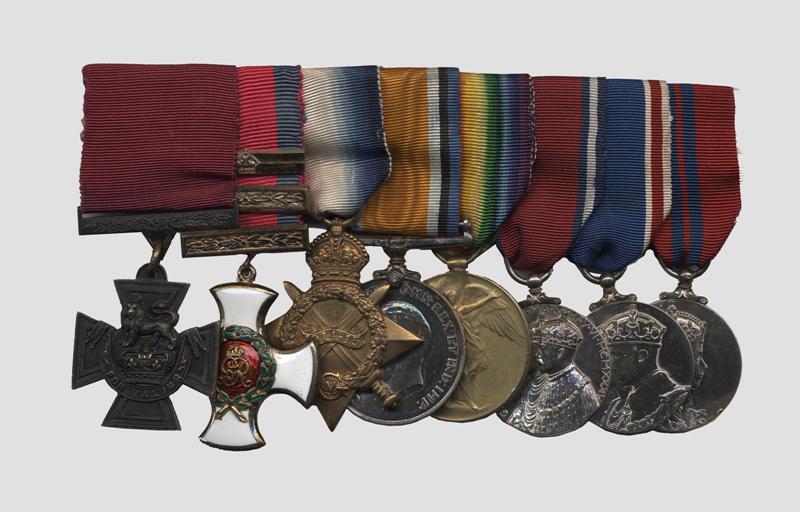 Peck's Medals CWM.jpg