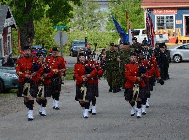 RCMP Pipes and Druums J Division in Colour Parade.jpg