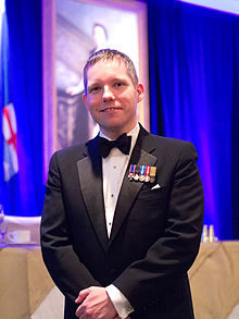 Dr. Christopher McCreery (Photo from Wikipedia)
