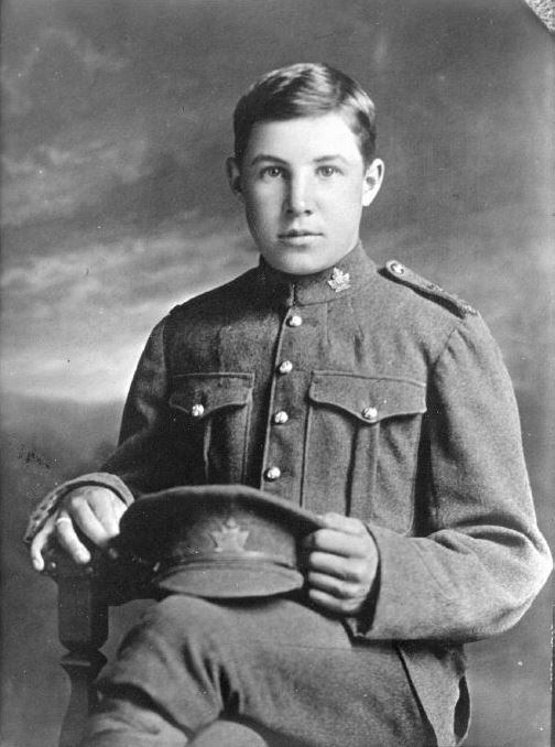 Clifford Robinson Oulton, Aged 14 Years