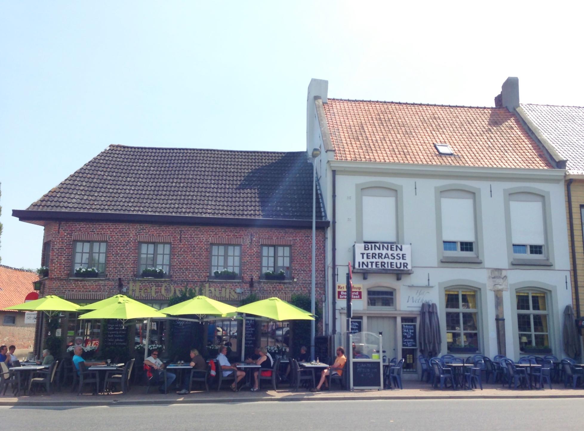 Cafe & inn owned bySt. Bernardus Brewery
