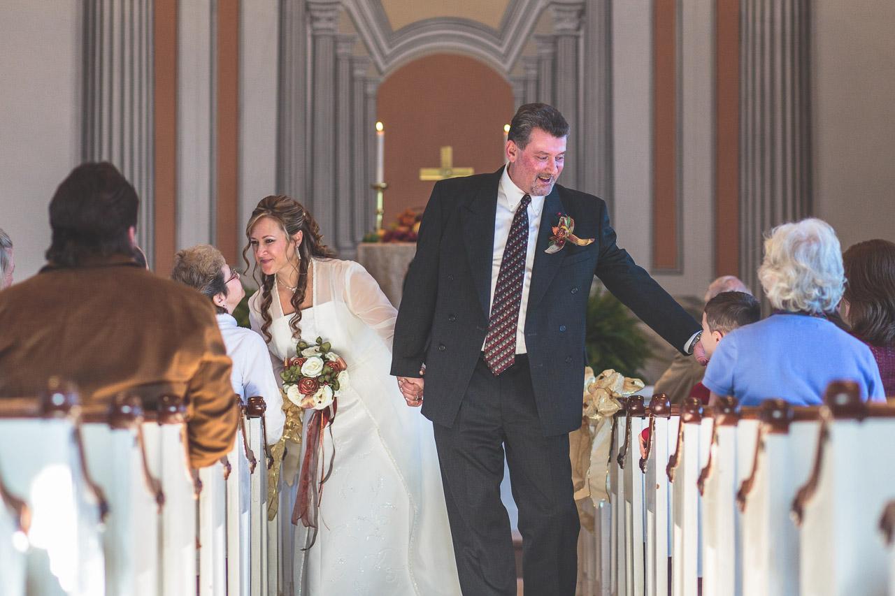 Wedding Church Chester NJ