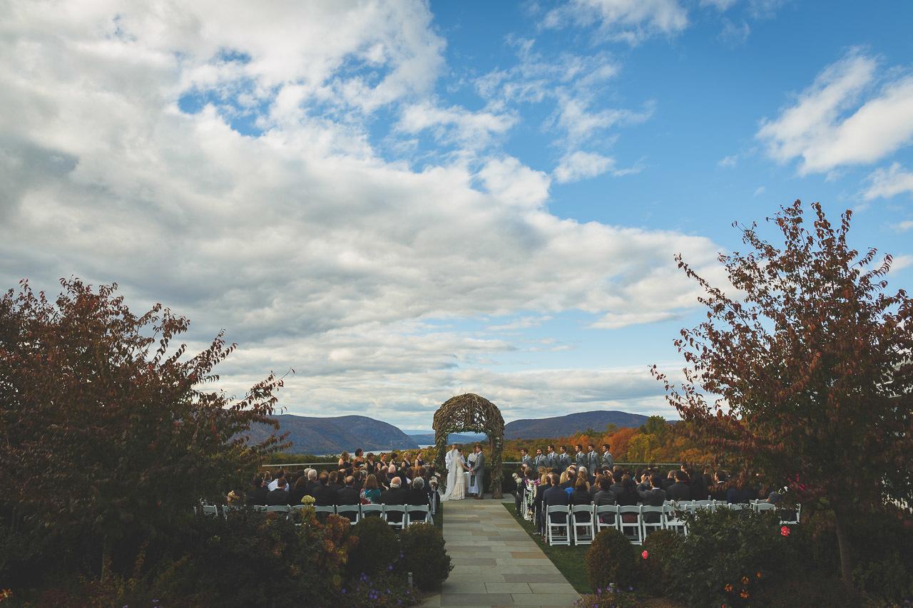 Wedding Ceremony Garrison New York