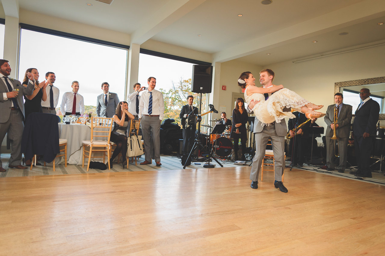 Dance Wedding Garrison NY