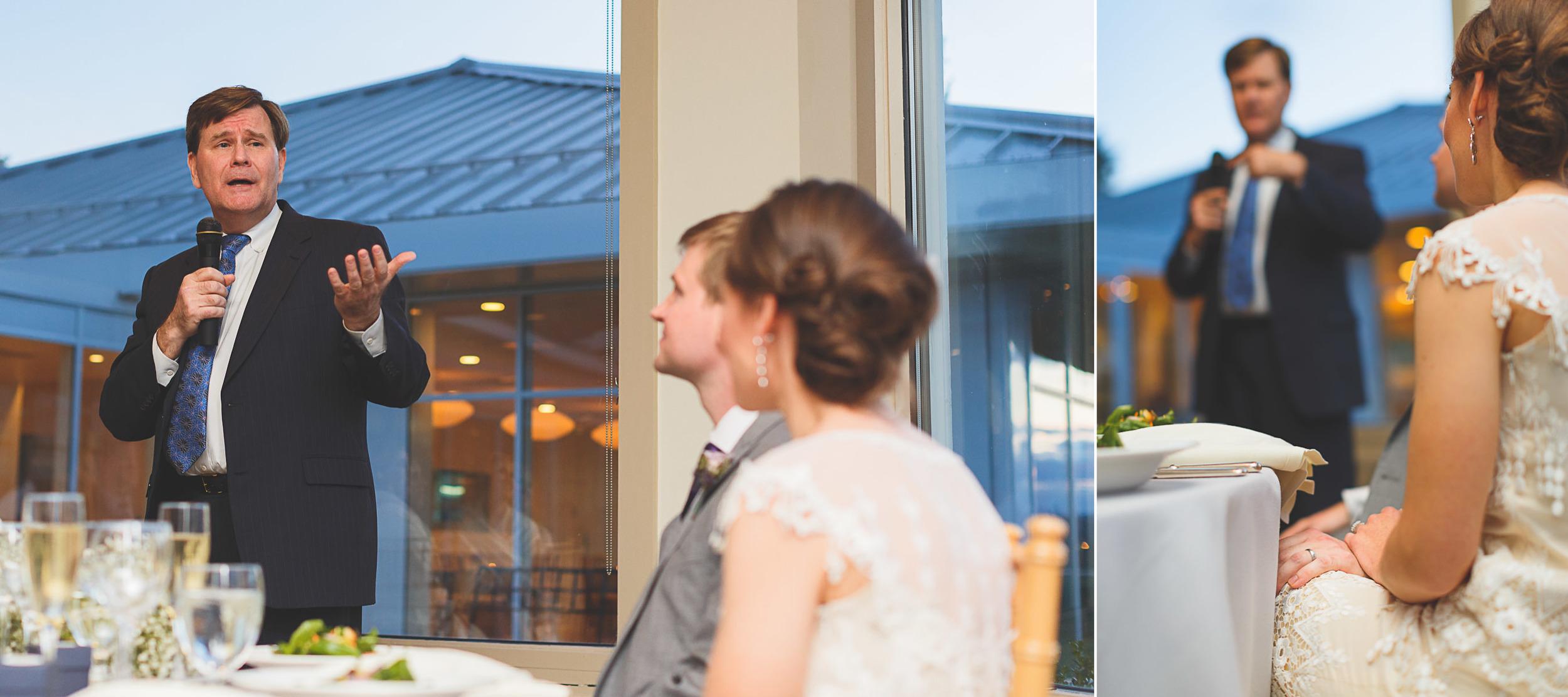 Dad Wedding Garrison NY