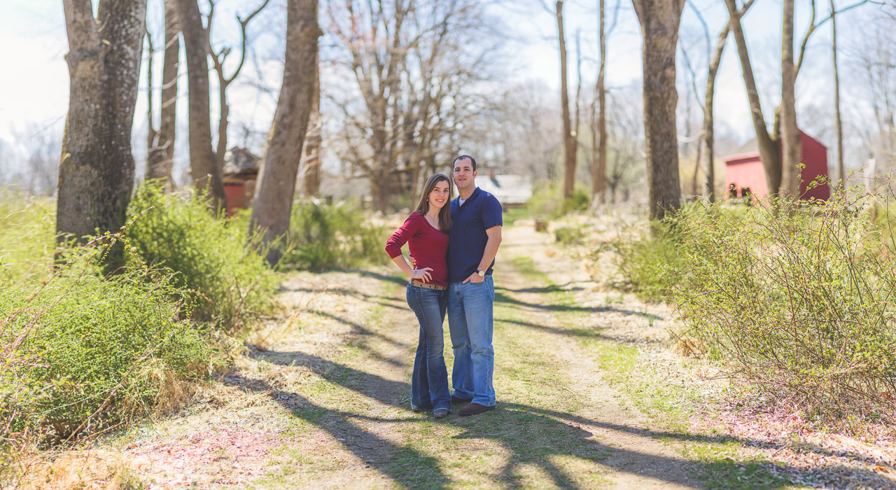 Engagement Jockey Hollow NJ