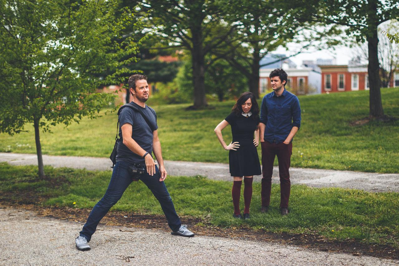 Jeff Newsom, Nessa K, and Sam Hurd