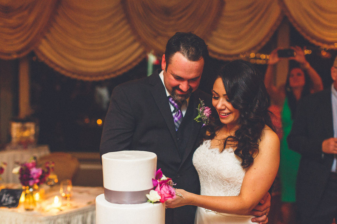 Knoll Country Club East Cake Cutting