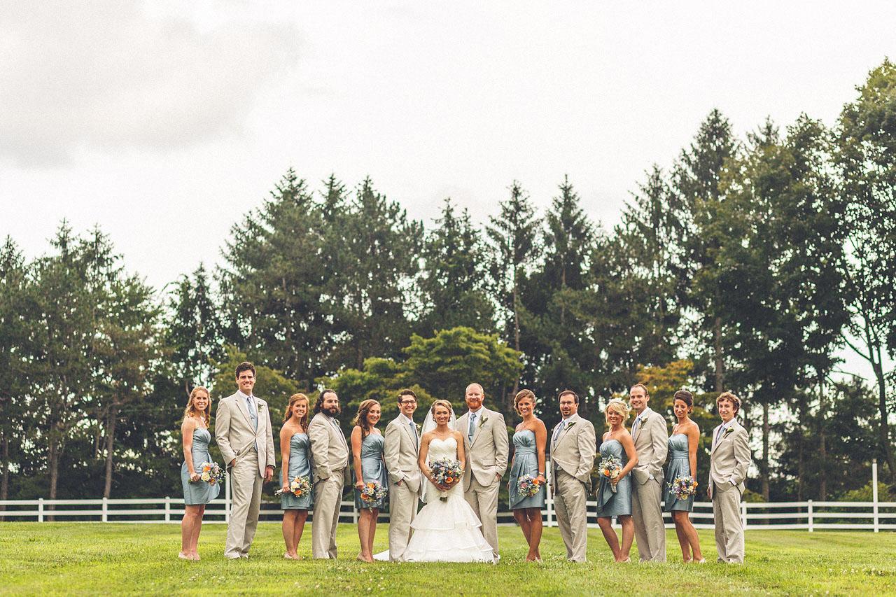 Ryland Inn Bridal Party