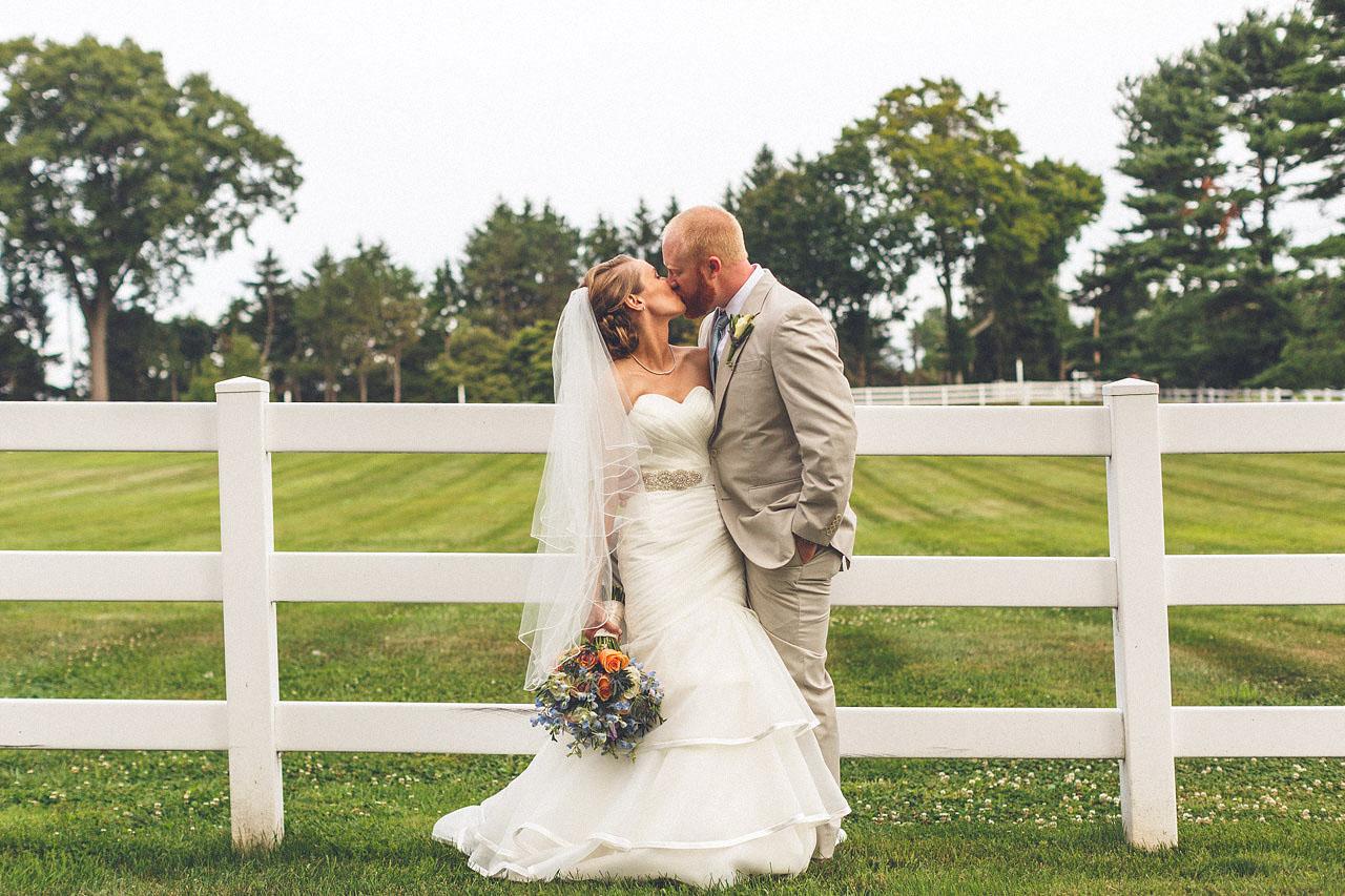 Ryland Inn Wedding Portrait