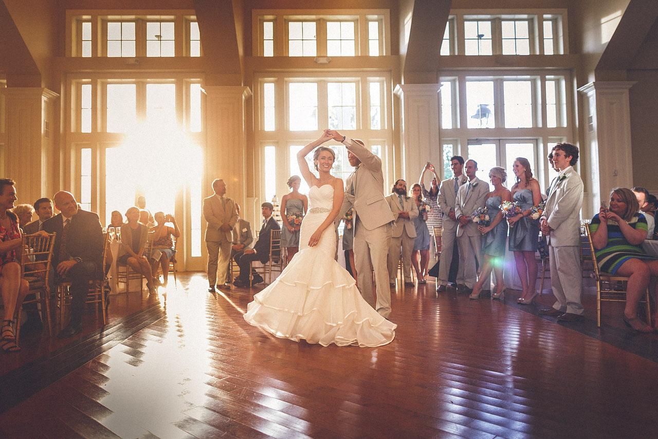 First Dance Ryland Inn
