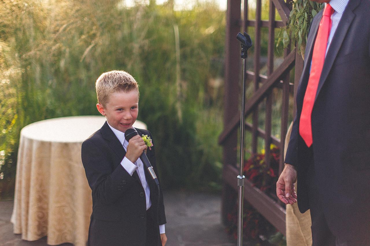 Bride's Son Speech