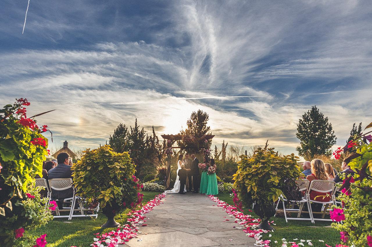 Crystal Springs Resort Wedding