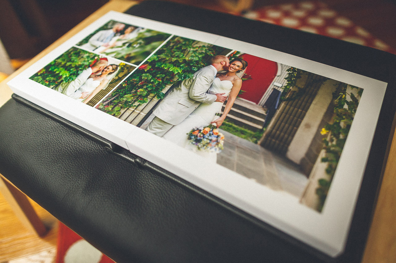 Wedding Album Flat
