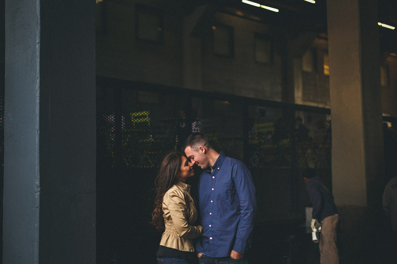 The High Line NYC Engagement