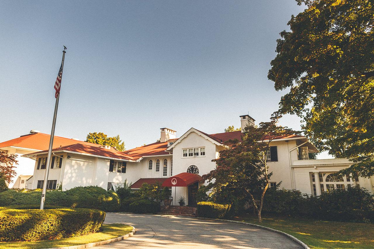 CV Rich Mansion - White Plains, New York