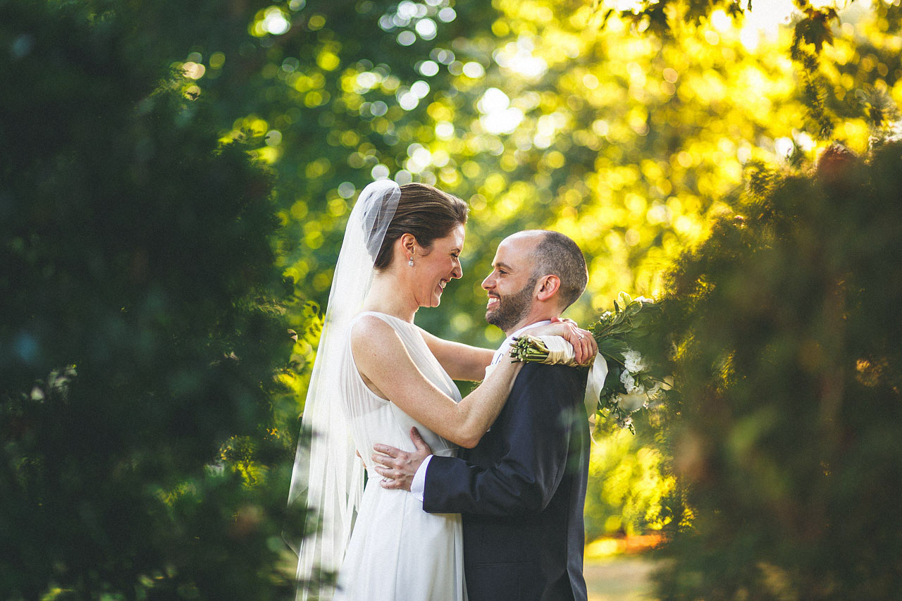 Leigh + Kyle Wedding Portrait