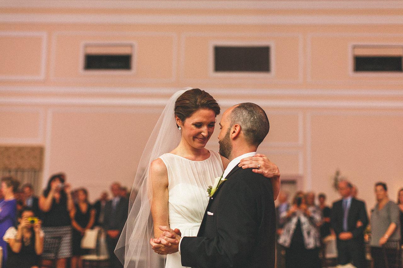 Bride Groom First Dance CV Rich Mansion