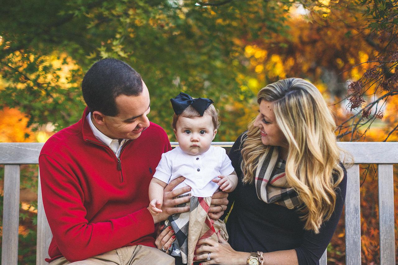 Family Photo Morristown NJ