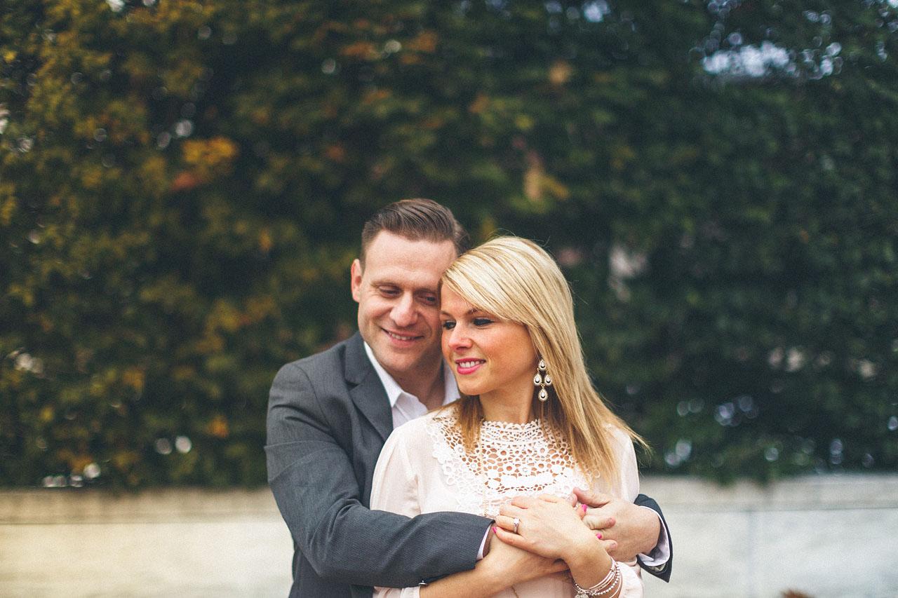 Engagement Photo Morristown NJ
