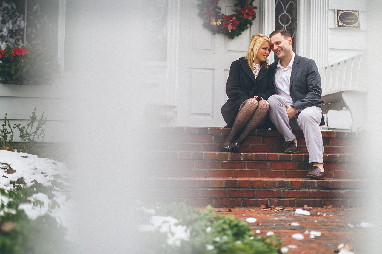 Home Engagement Photo