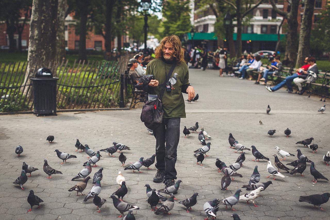 Birdman New York City