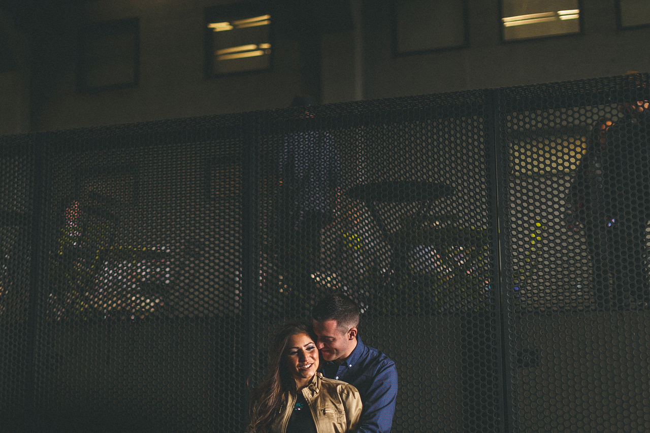 High Line Engagement Photography