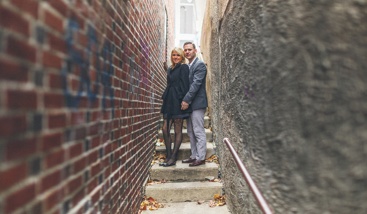 Morristown New Jersey Engagement