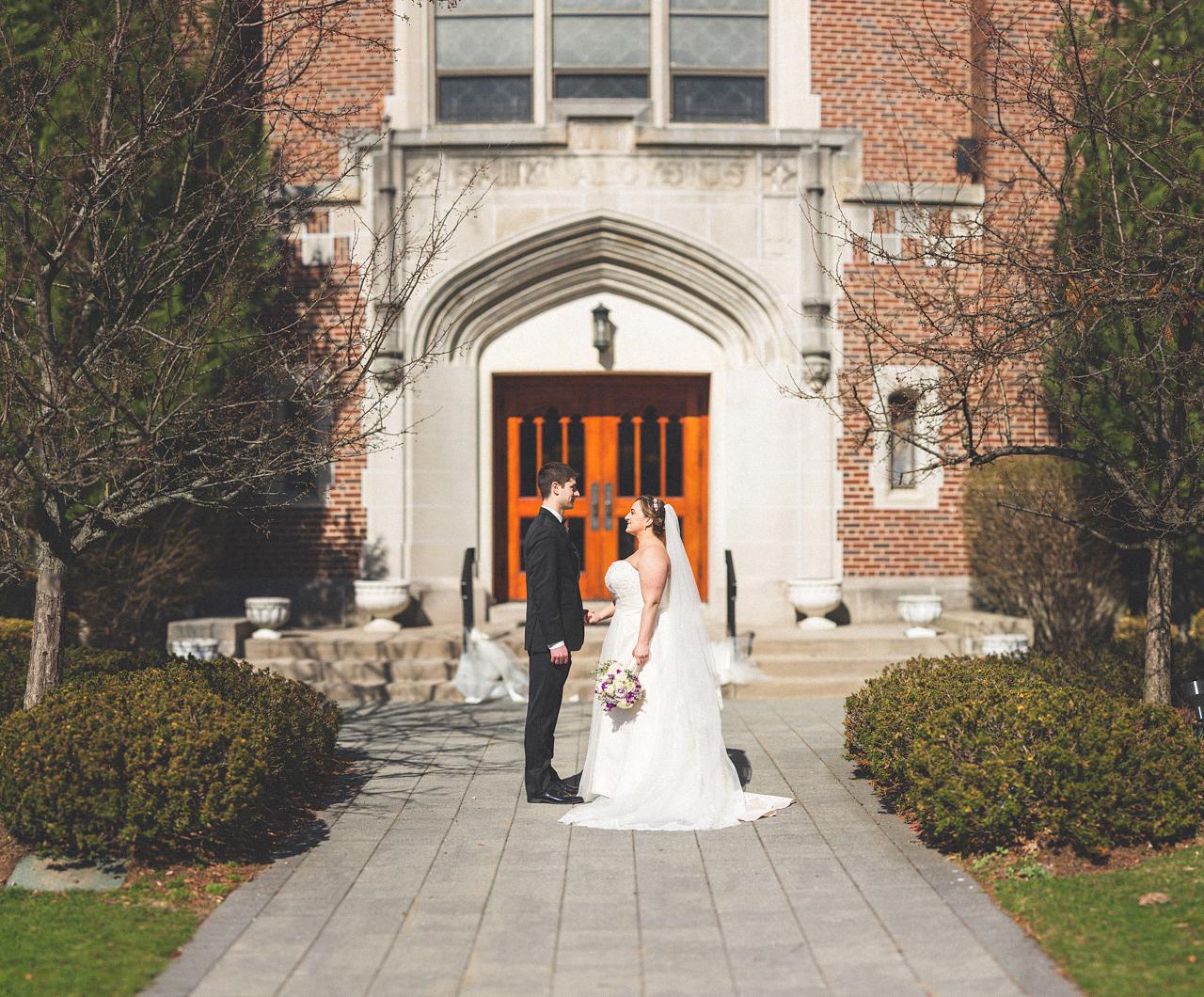 Groom/Bride St Aloysius Parish