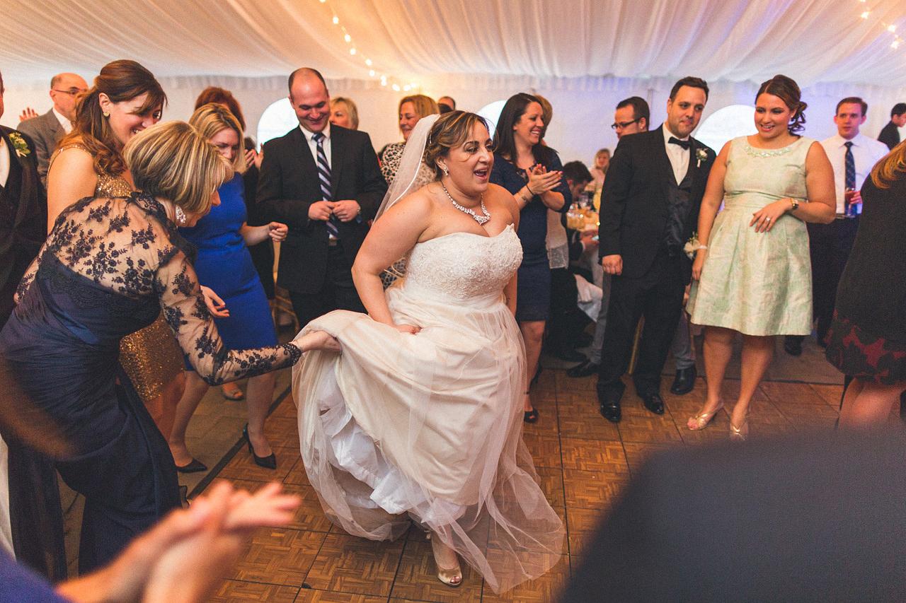 Inn at Millrace Pond Wedding