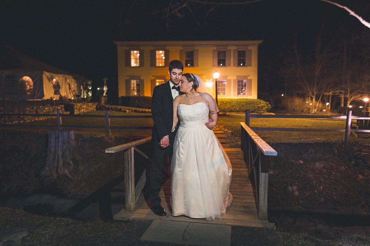 Inn at Millrace Wedding Photography