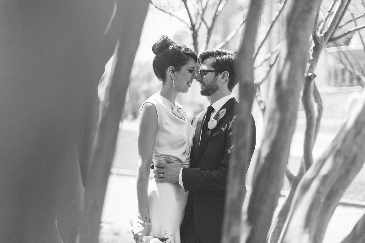 Wedding Portrait Park