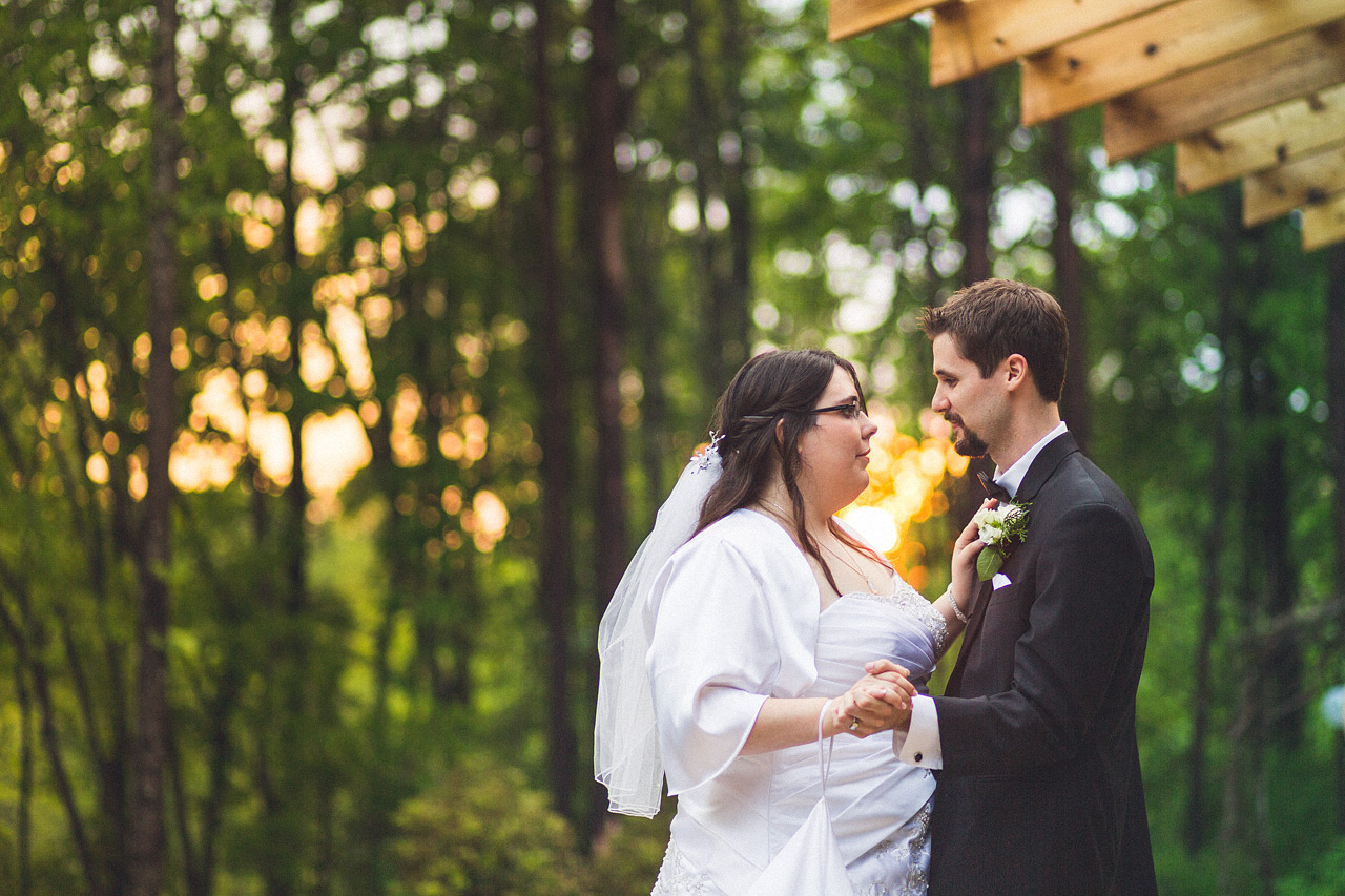 Dahlonega Wedding Portrait