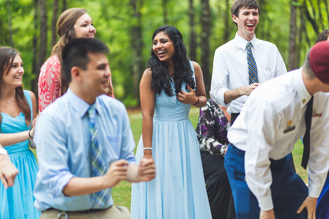 Juliette Chapel Wedding Reception